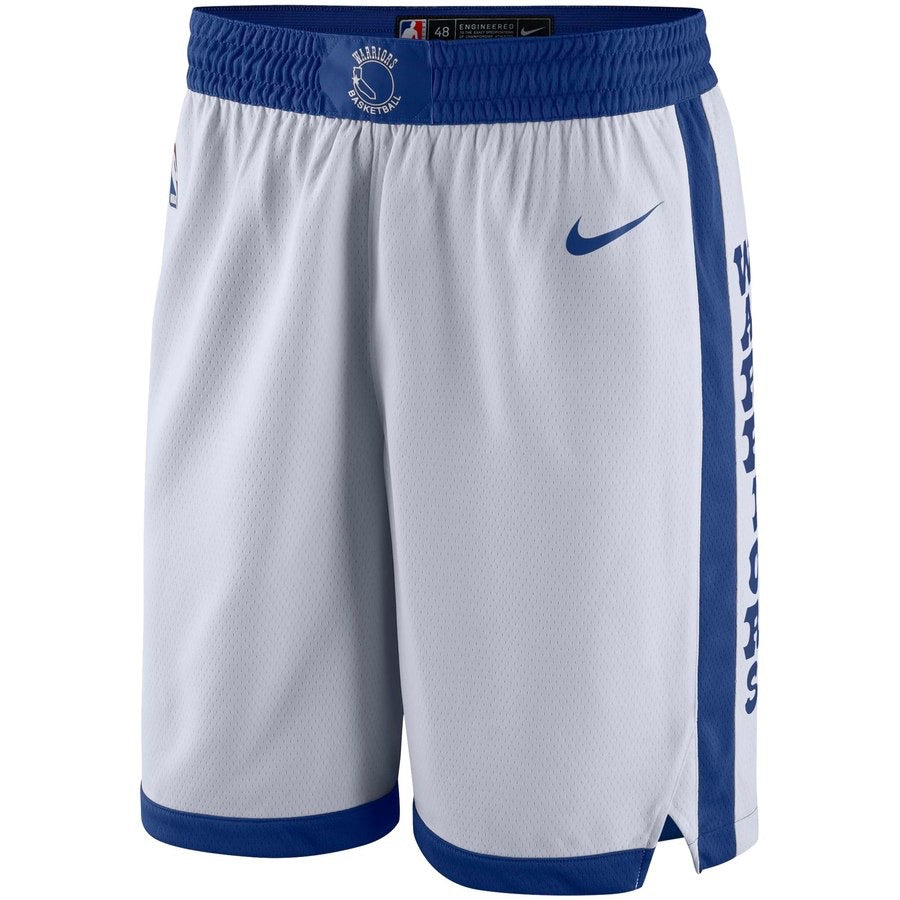 Golden State Warriors shorts white - Sport&More