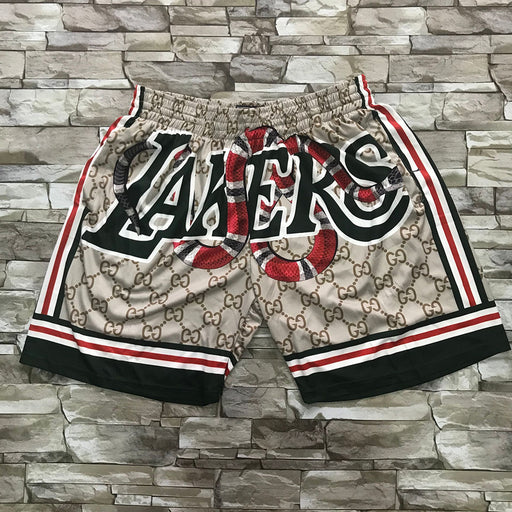 Los Angeles Lakers Mamba shorts Just ★ done
