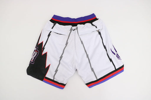 Toronto Raptors Shorts White Just ★ done - Sport&More