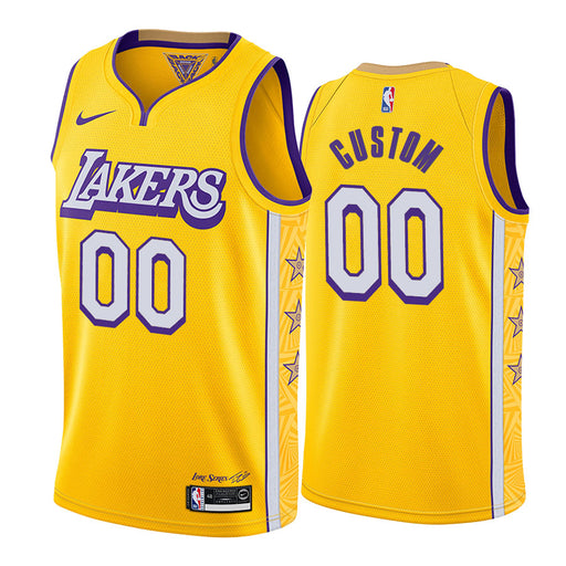 Los Angeles Lakers 19/20 City jersey