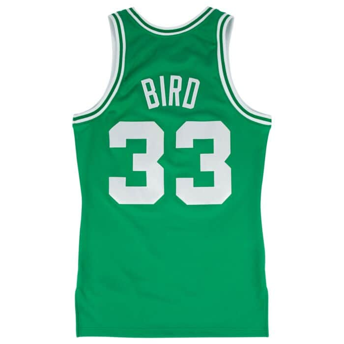 Bird Jersey Boston 33 Basketball Jersey Larry Jerseys Green - Sport&More