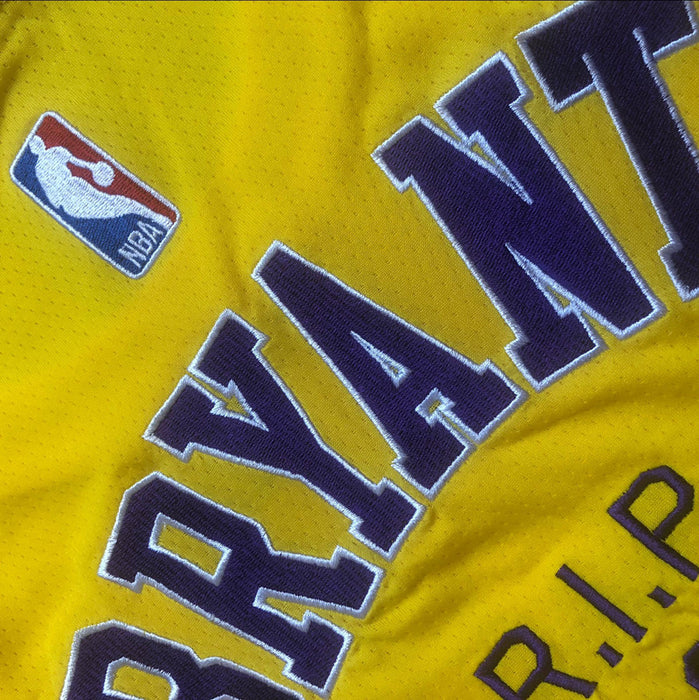 #24 Bryant Lakers 78-20 Commemorative Edition Authenic jersey gold גופיית כדורסל - Sport&More