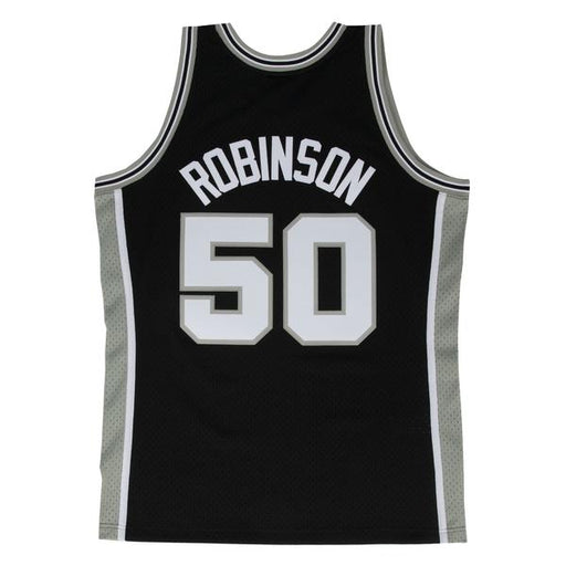 Robinson San Antonio Spurs Hardwood Classics Throwback NBA Swingman Jersey - Sport&More