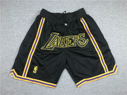 Los Angeles Lakers Just ★ Don‏ shorts מכנס כדורסל - Sport&More