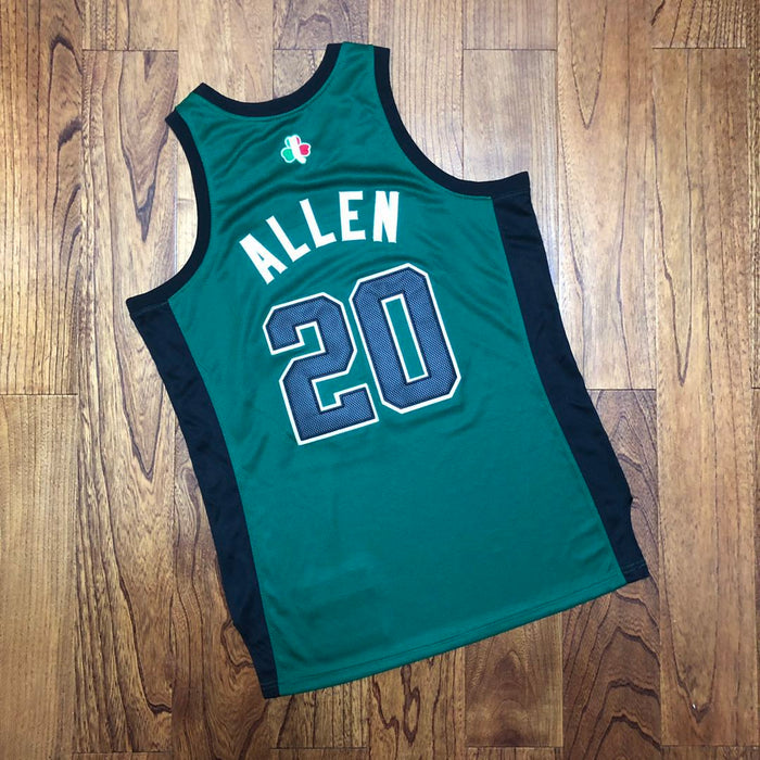 #20 Ray Allen Boston Celtics M&N authentic jersey green גופיית כדורסל - Sport&More