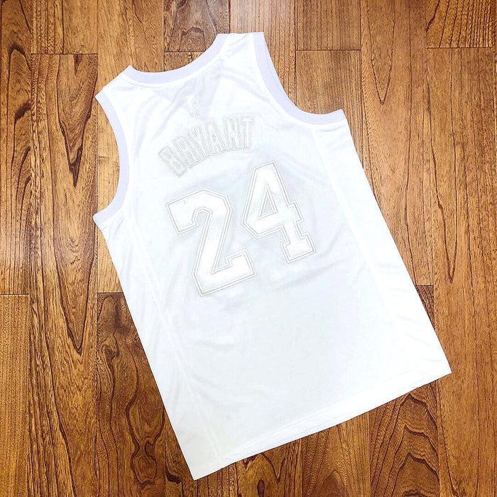 #24 Bryant Lakers Triple White Authentic jersey - Sport&More