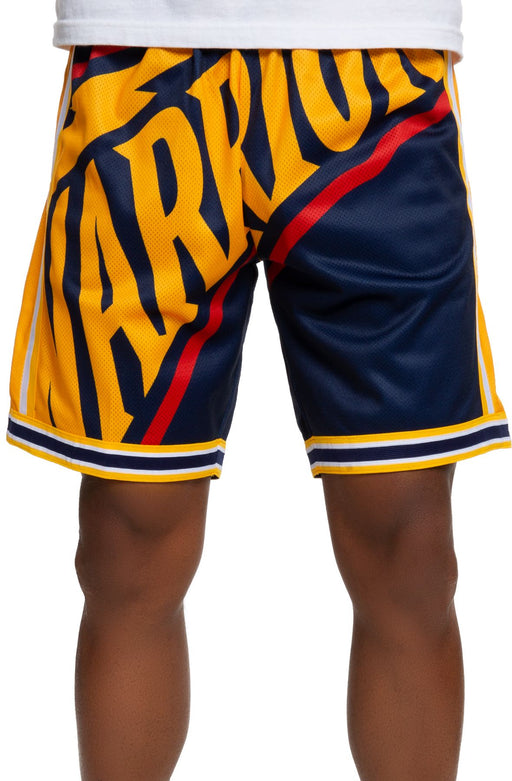 GOLDEN STATE WARRIORS BIG FACE SHORTS - Sport&More