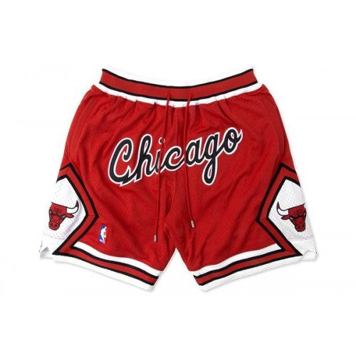 Just ★ Don‏ Chicago Bull Shorts - Sport&More
