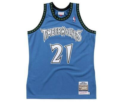 #21 Garnett Minnesota Timberwolves Authentic jersey blue - Sport&More