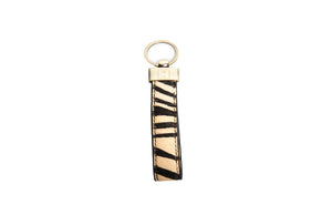 CB VIOR | Love Key Ring - Zebra