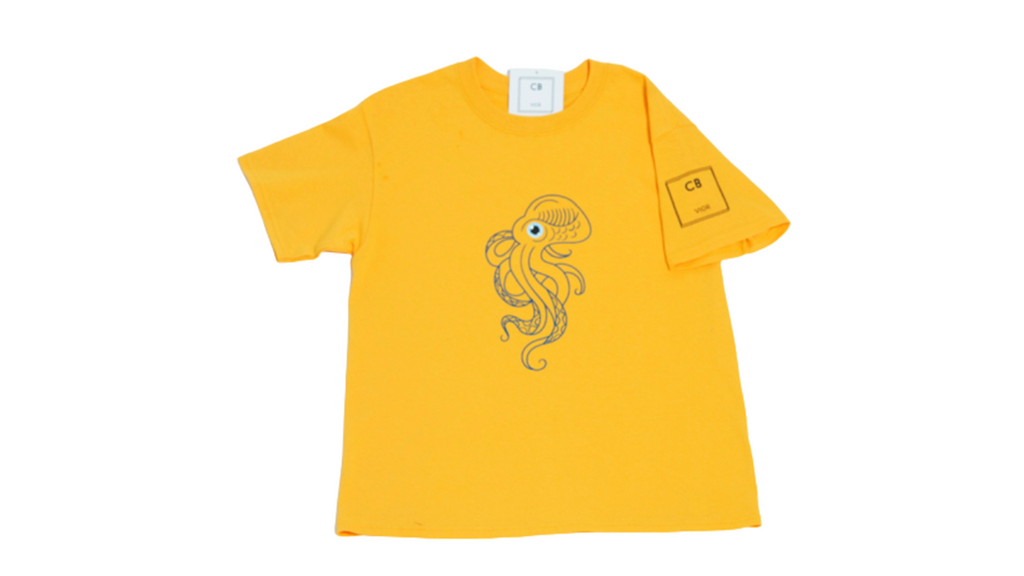 CB VIOR KIDS | Squid Tee