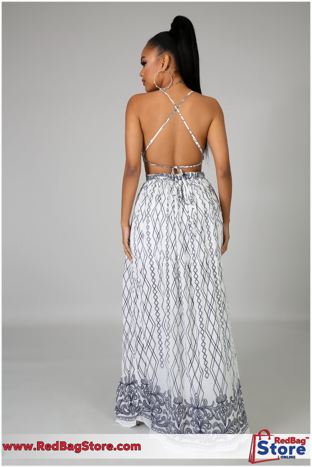 Dream Slit Maxi Dress