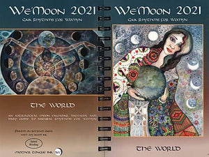 We Moon Calendar - Datebook 2021