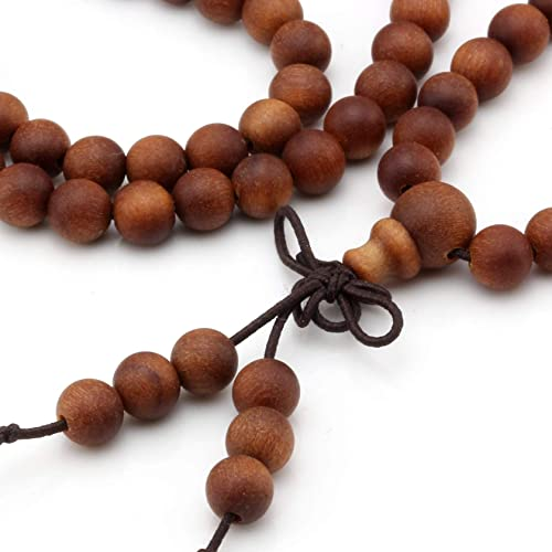 Sandalwood - Prayer Mala