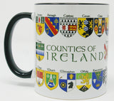 Clans of Ireland Mug