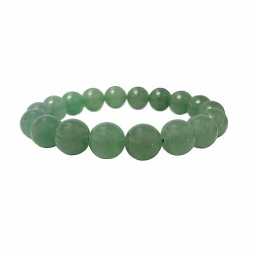 Green Aventurine Bracelet - 8mm - Stretch