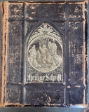 German Family  Bible - Familien Bibel