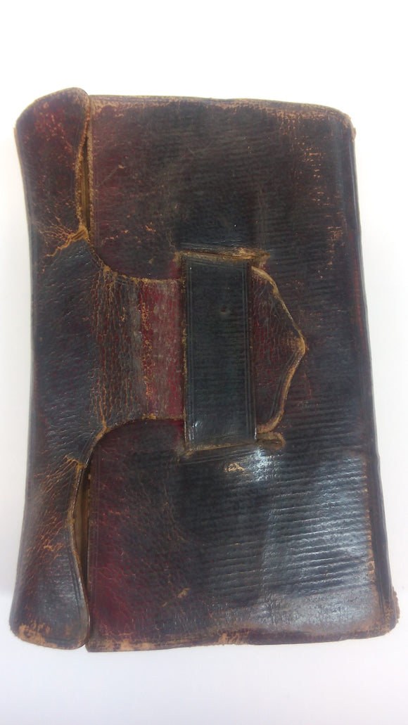 Antique Leather Bible