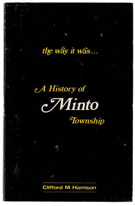History of Minto Township