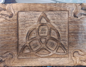 Triquetra Trinket / Storage Box