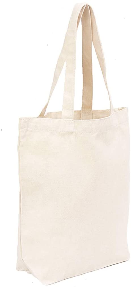 Heavy Canvas Tote - Book Bag