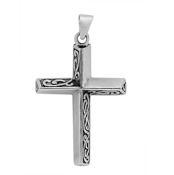Detailed Silver  Cross