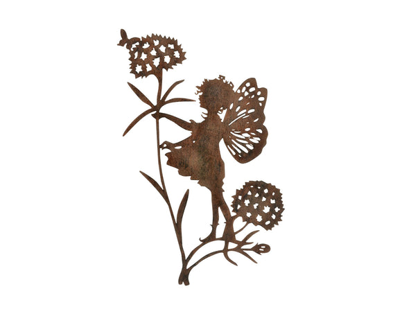 Fairy Silhouette Wall / Fence Decor