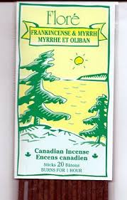 Flore Incense - Frankincense