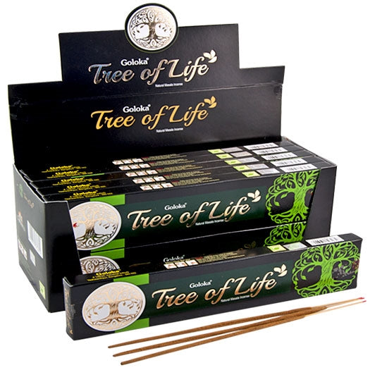 Tree of Life - Goloka Incense Sticks