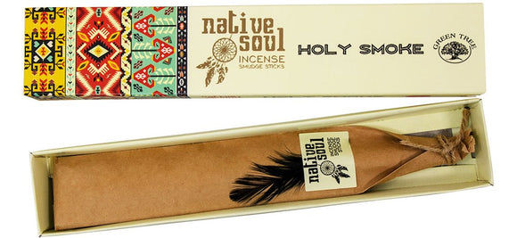 Green Tree Incense - Holy Smoke