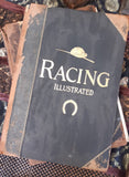 Racing Illustrated  in Two Volumes - 1895 - 1895