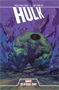 Hulk - Season One - Hardcover