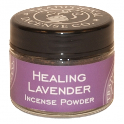 Healing Lavender Ritual Incense Powder