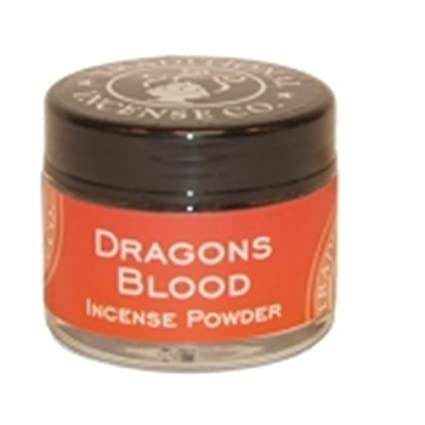 Dragon's Blood Ritual Incense Powder