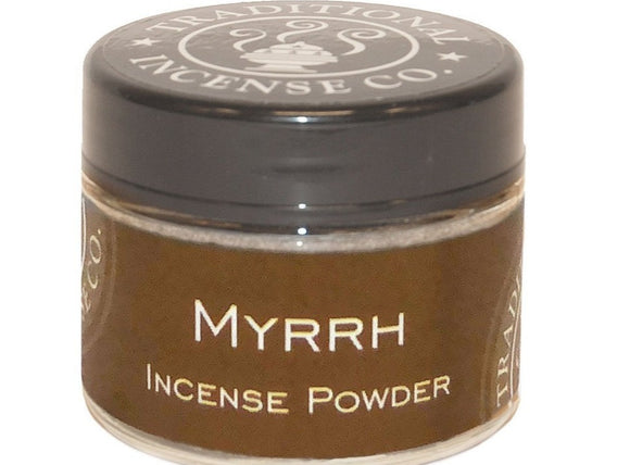 Myrrh Ritual Incense Powder