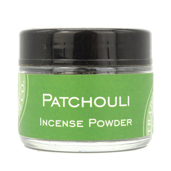 Patchouli  Ritual Incense Powder