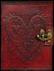 Celtic Heart Journal - Leather