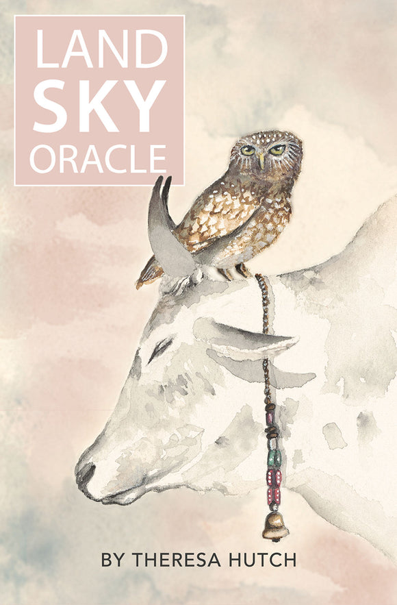 Land Sky Oracle - Theresa Hutch
