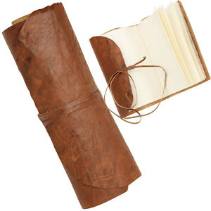 Leather Scroll
