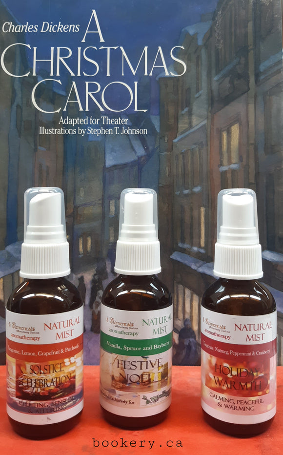 Holiday Essential Oil Blends - Spray