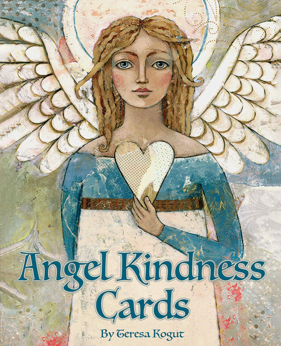 Angel Kindness Cards - Oracle