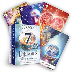 Oracle of the 7 Energies - by Colette Baron-Reid