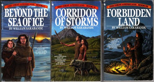 The First Americans Series.  William Sarabande - Set of 3