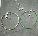Tree of Life & Serpentine - Bookery Exclusive Collection - Necklace & Bracelets