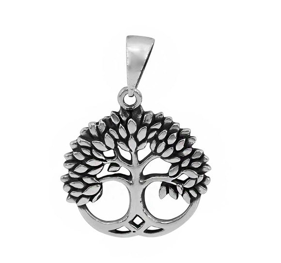 Tree of Life Pendant with Trinity Root