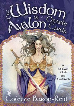 Wisdom of Avalon Oracle - Collette Baron-Reid