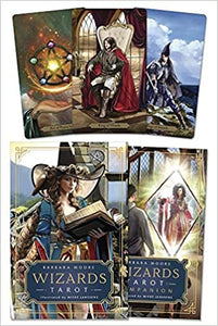 Wizards Tarot - Barbara Moore