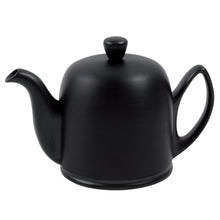 Load image into Gallery viewer, Degrenne Salam Matte Black Teapot 4-cup - Clémentine Boutique