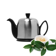 Load image into Gallery viewer, Degrenne Canada Salam Black Teapot 4-cup Clementine Boutique