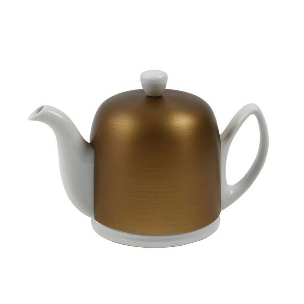 Degrenne Canada Salam Bronze Teapot 4-cup Clementine Boutique